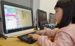 小码王教育孩子在北京小码王少儿编程居然学的这么好